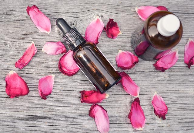 óleos essenciais - propriedades e aplicações