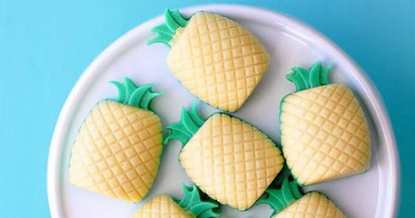como fazer sabonete de abacaxi
