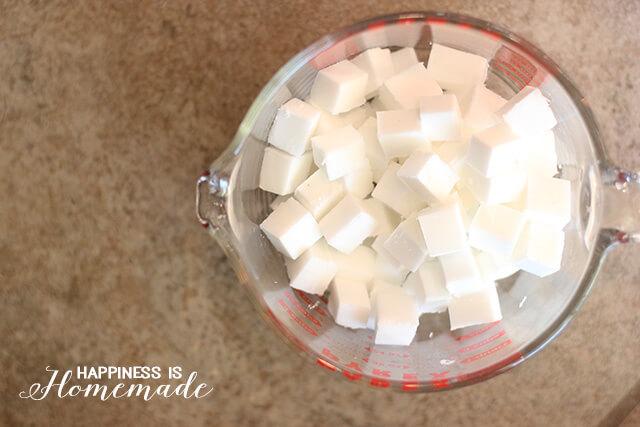 receita de sabonete esfoliante de café