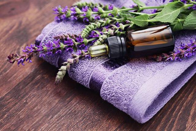 óleos essenciais para a pele