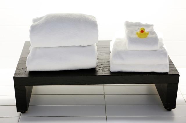 como fazer amaciante - toalhas macias