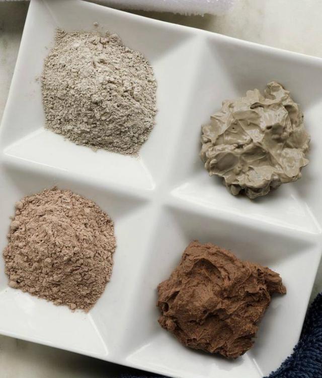 Tipos de argila