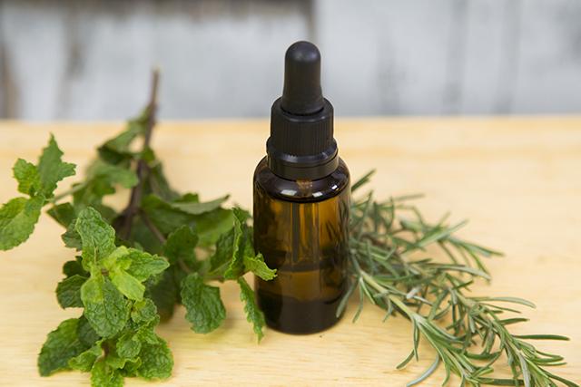 óleos essenciais cosméticos