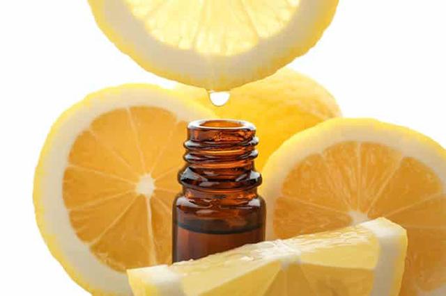 óleos essenciais fotossensíveis