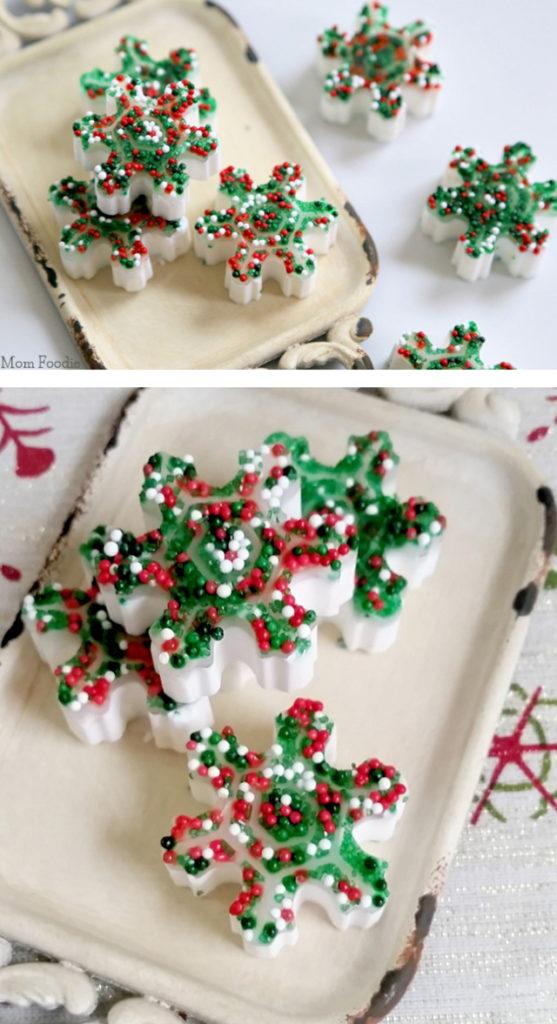 Sabonete de Natal