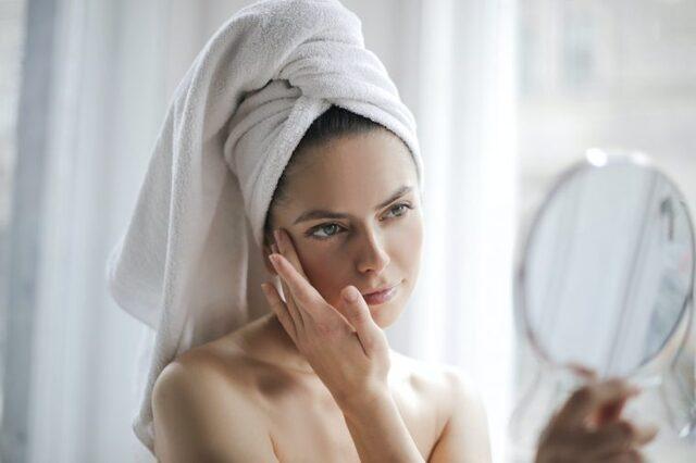 Glicerina na pele